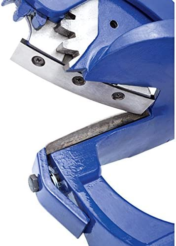 Details about  /Throatless Shear Mountable Hand Tool For Sheet Metal Stainless Mild Steel Cuts