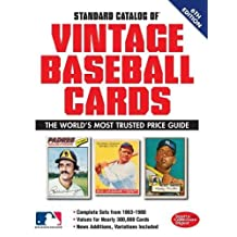 Standard Catalog of Vintage Baseball Cards