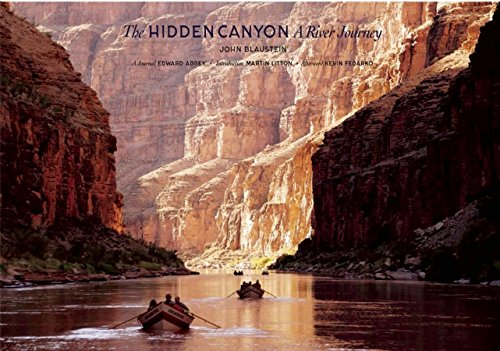 The Hidden Canyon: A River (Colorado River Rafting)
