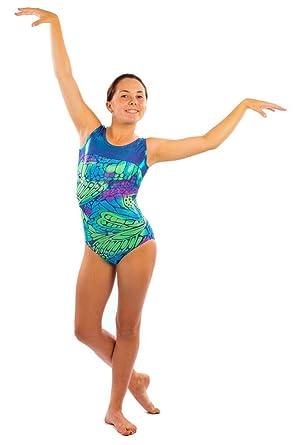 cb9496c52 Amazon.com  Lizatards Butterfly Wings Gymnastics Leotard in Girls ...