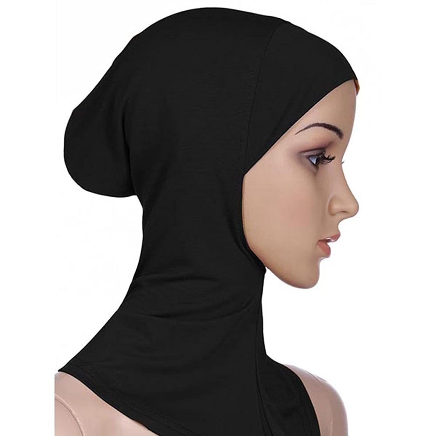 PanDaDa Women Cotton Full Cover Inner Hijab Caps
