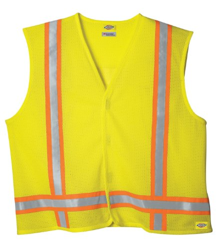 Tri Color Reflective Vest - 4