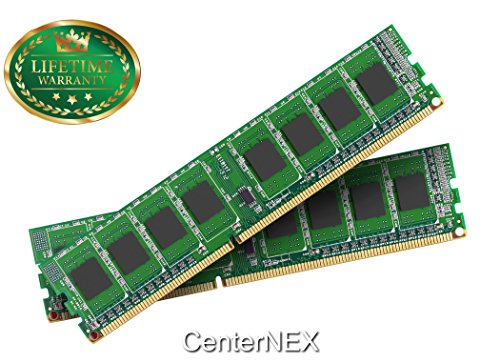 CenterNEX® 1GB Memory KIT (2 x 512MB) For Mitac 8000 Series 8599. DIMM DDR NON-ECC PC3200 400MHz RAM (8599 Series)
