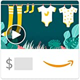 Amazon eGift Card - Baby Clothes (Animated)