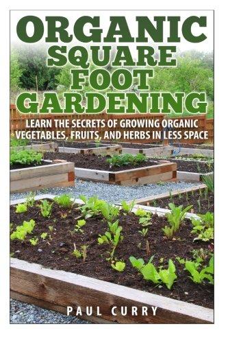 organic square foot gardening - 5