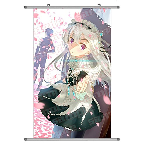 - A Wide Variety of Chaika - The Coffin Princess - Anime Characters Wall Scroll Hanging Decor (Trabant Chaika 2)