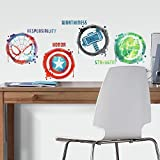 RoomMates RMK3583SCS Marvel Icons Peel And Stick