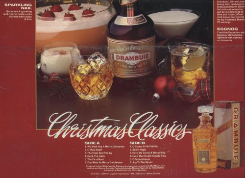 Drambuie Christmas Classics