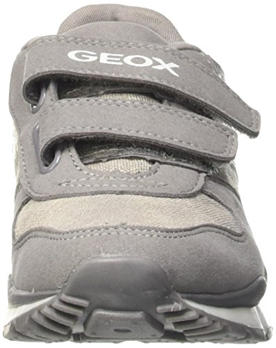 Geox - J6215C010AFC1006 - Low-Top Chaussures, jaune, taille 35