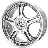 "American Racing Custom Wheels AR95 Estrella Machined Wheel With Clearcoat (14x6""/4x100, 114.3mm, +35mm offset)"