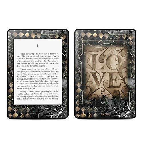 Love's Embrace Design Protective Decal Skin Sticker for Amazon Kindle Paperwhite eBook Reader (2-point Multi-touch) Embrace Vinyl Laptop Skin