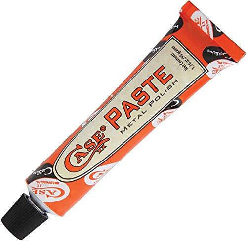 Paste Case - Case Cutlery Paste Metal Polish CAP01