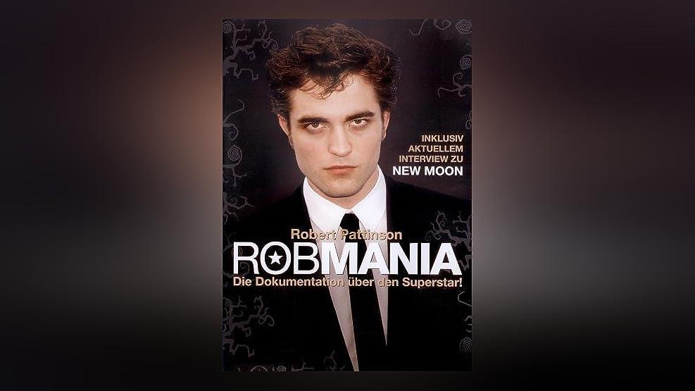 Robmania - Robert Pattinson