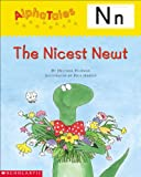 img - for AlphaTales (Letter N: The Nicest Newt): A Series of 26 Irresistible Animal Storybooks That Build Phonemic Awareness & Teach Each letter of the Alphabet book / textbook / text book