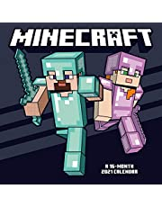 Minecraft 2021 Calendar