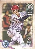 #5: 2018 Topps Gypsy Queen #89 Shohei Ohtani Los Angeles Angels Rookie Baseball Card - GOTBASEBALLCARDS