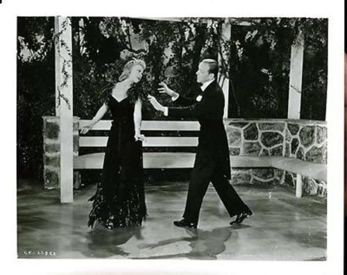 Fred Astaire Ginger Rogers Carefree 8x10 Photo G6376 At Amazon S Entertainment Collectibles Store