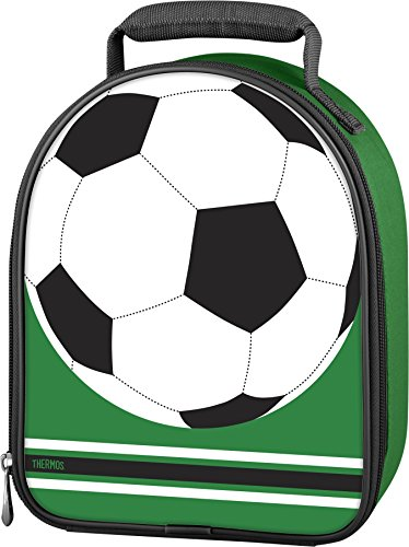 Thermos Dual Soft Lunch Soccer