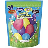 Hershey's Chocolate Filled Plastic Easter Egg Assortment, 4.3-Ounce Bags (Pack of 3)