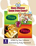 Info Trail Beginner Stage: Does Cheese Come from Cows? (Literacy Land)