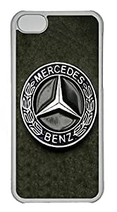 iphone 6 4.7 Case, iphone 6 4.7 Cases - Anti-Scratch Crystal Clear Back Bumper for iphone 6 4.7 Mercedes Benz Car Logo 9 Shock-Absorption Hard Case for iphone 6 4.7