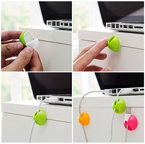 Broken Crayon Costume (New Smart Cable Organizer Holder Line Fixer for Home Office Desk)