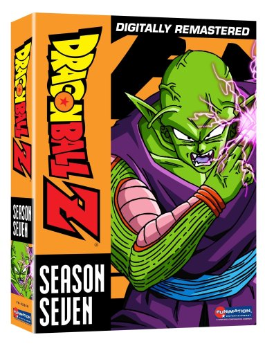 Dragon Ball Z: Season 7 (Great Saiyaman & World Tournament Sagas)