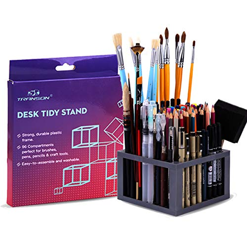 Paint Brush Organizers & Holders
