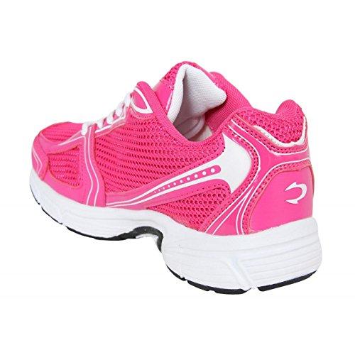 Chaussures de sport pour Femme JOHN SMITH RACAX 15V W FUCSIA