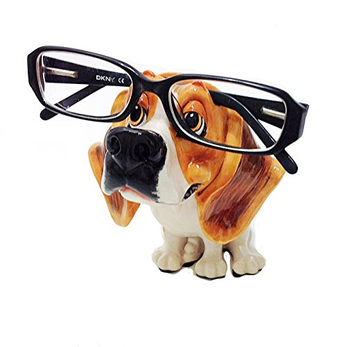Beagle Dog Breed Lovers Novelty Eyeglass Holder Stand by Distinctive Designs