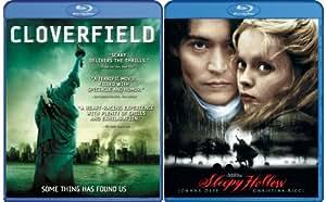 Cloverfield & Sleepy Hollow [Blu-ray]