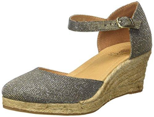 01t Silver 130 High Women's D5 Argento CINTI Heels 4FwA5q