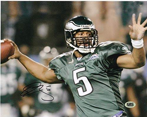 Signed Donovan McNabb Photograph - 8x10 - Autographed NFL (Donovan Mcnabb Photograph)