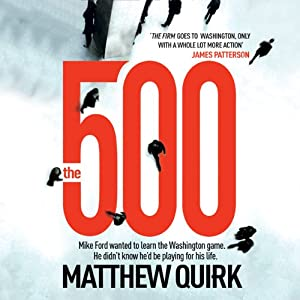 The 500 Audiobook