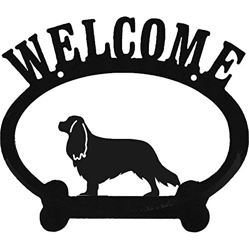 Spaniel Welcome Sign - 7