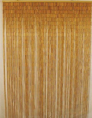 Bamboo Curtain -