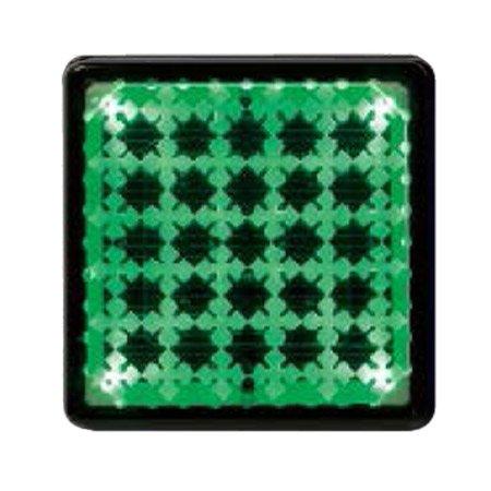 屋外照明 ソーラーライト 埋込 照明 駐車場 ライト 外灯 エスコートG グリーン 誘導灯 照明器具 おしゃれ B07DP1LCVC