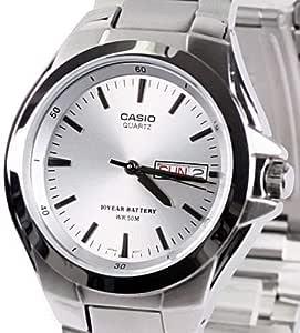 Casio MTP-1228D-7AVDF Men's Watch Silver
