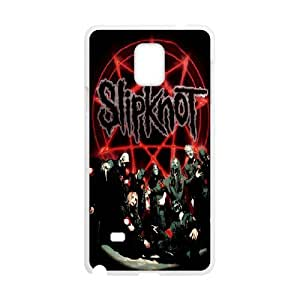 Printed Phone Case Slipknot For Samsung Galaxy Note 4 N9100 Q5A2112698