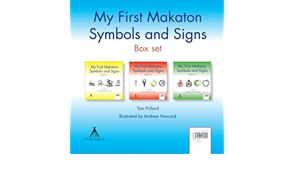My First Makaton Symbols And Signs 9781907864056 Amazon Books