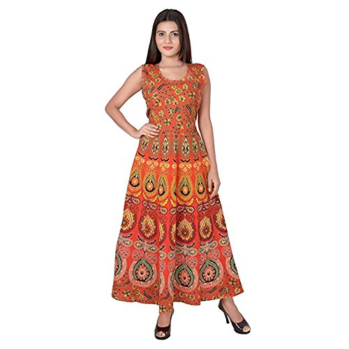 Jaipuri Creation Women s Multi-Colour Animal Print 6c9a6359e