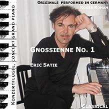 Gnossienne No. 1 , N. 1 , Nr. 1 ( 1st Gnossienne ) (feat. Roger Roman)