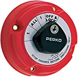 Perko 8502DP Locking Battery Selector Switch