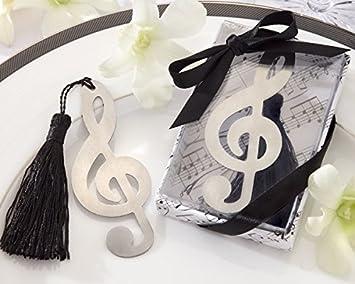 """DISOK - Elegante Punto De Libro """"Nota Musical"""" - Puntos de Libro,"""