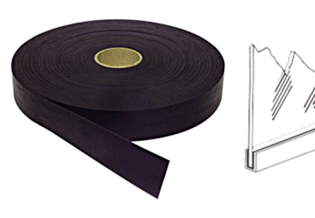 CRL Sealstrip Glass Setting Tape - 3/64'' Thickness by CR Laurence by C.R. Laurence