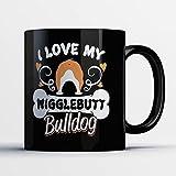 Bulldog Mug - Wigglebutt Bulldog
