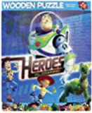 Toy Story 3 Heroes in Training 25 Piece Wooden Puzzle
