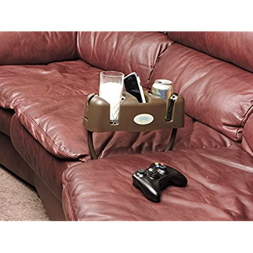 Delicieux Cupsy Sofa And Couch Armchair Drink Organizer And Recliner Drink Caddy With  Removable Legs   Multiple Colors