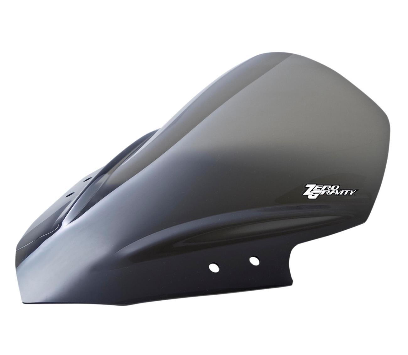 Zero Gravity Sport Touring Windscreen - Smoke 23-282-02
