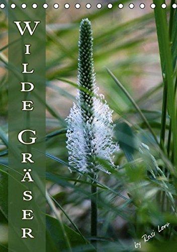 Wilde Gräser / Geburtstagskalender (Tischkalender immerwährend DIN A5 hoch): Verschiedene Gräser ganz natürlich. (Tischkalender, 14 Seiten) (CALVENDO Natur)